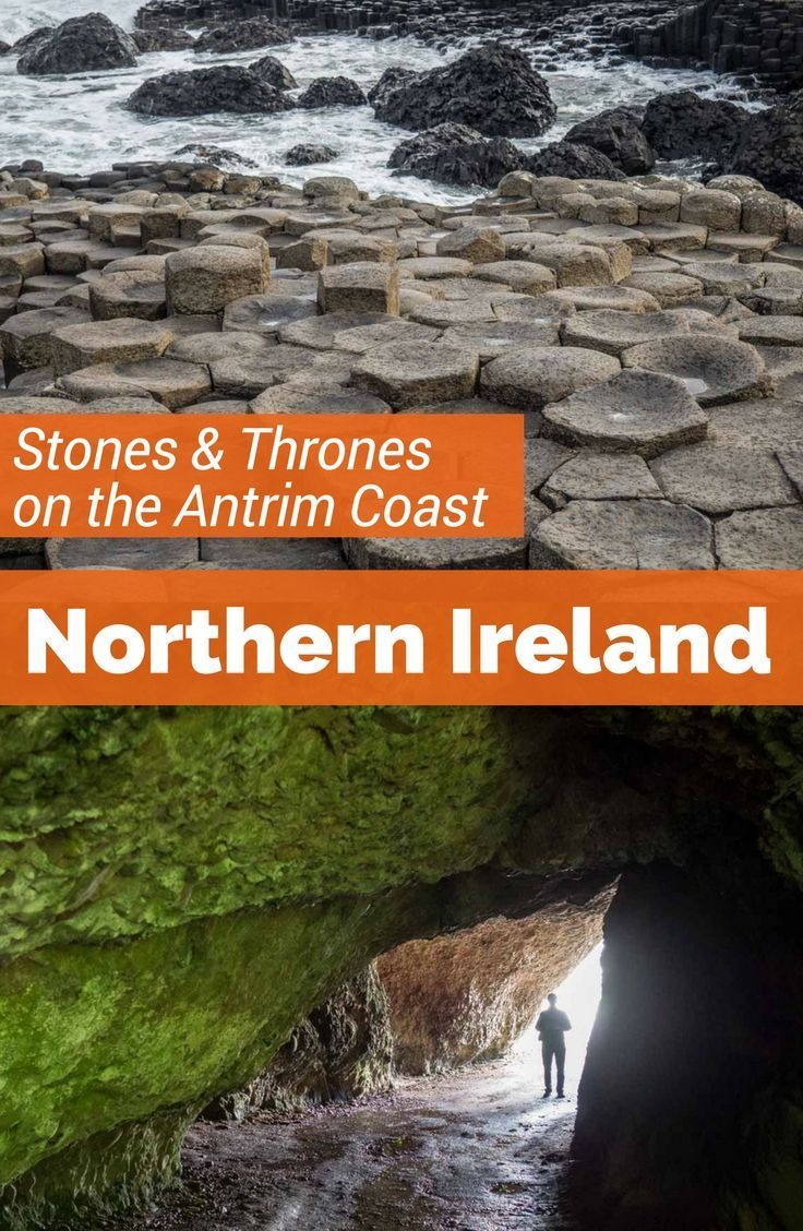 Fill up on Game of Thrones filming sites and rocky Atlantic coastline on this Antrim Coast road trip in Northern Ireland. Things to do include the rope bridge, Giant's Causeway and much more:
