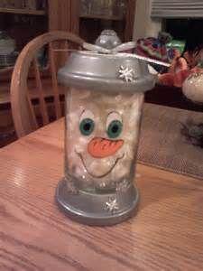 ... | Terra Cotta Pot Crafts | Pinterest | Clay, Candy Jars and Snowman