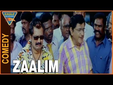 Zaalim Hindi Dubbed Movie    Vivek And Vincent Asokan Best Comedy Scene    Eagle Hindi Movies Watch it From Here http://ift.tt/2Ay52vK