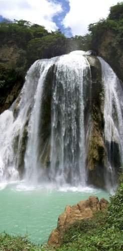 Lagunas de Montebello Chiapas Mexico