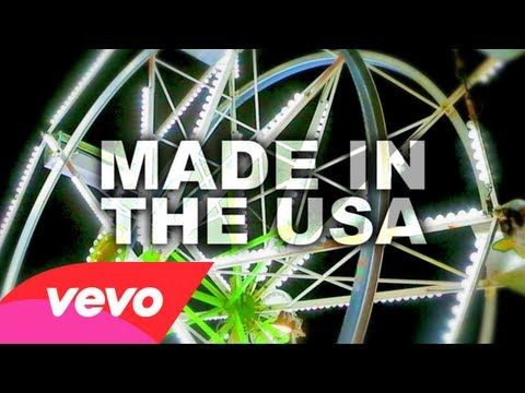 Demi Lovato - Made in the USA (Official Lyric Video) - YouTube