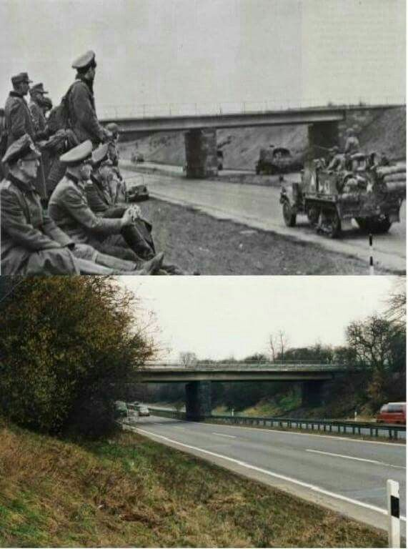 Best AutobahnGermany Images On Pinterest Germany Bucket - Germany map then and now