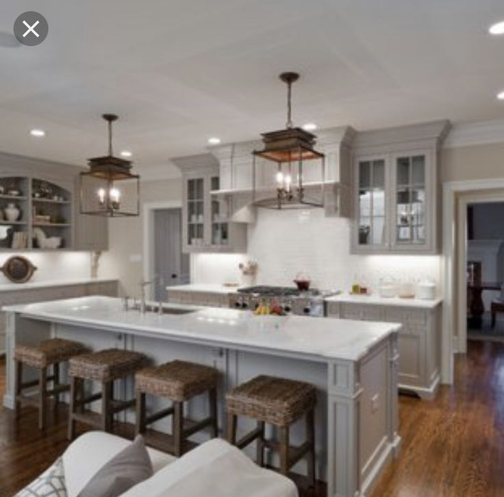 Pin by L Anderson on Adams - Kitchen | Kitchen cabinets ...