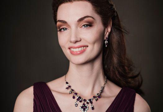 Rachel Anne Moore (current Carlotta in Hamburg) is to play Christine Daae in the Hamburg production of Love Never Dies (Liebe stirbt nie)