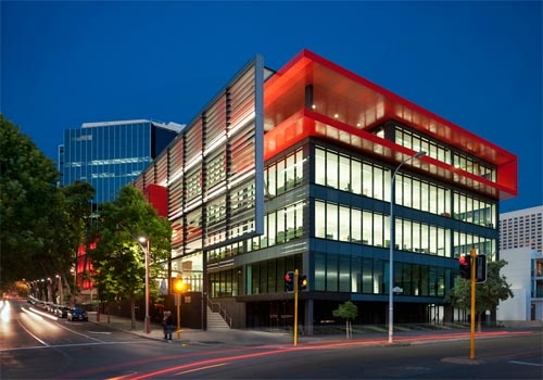 25 best images about new building exterior on pinterest for Office design victoria