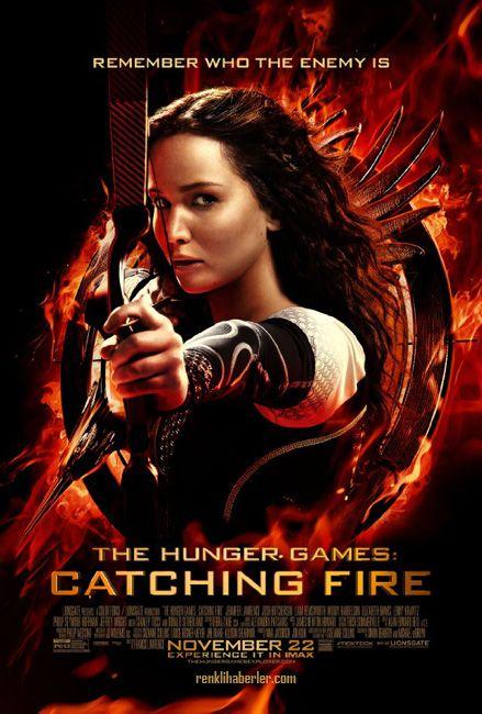 The Hunger Games: Catching Fire - Açlık Oyunları: Ateşi Yakalamak - 22 Kasım 2013 Cuma | Vizyon Filmi #Sinema #Movie #TheHungerGames #JenniferLawrence