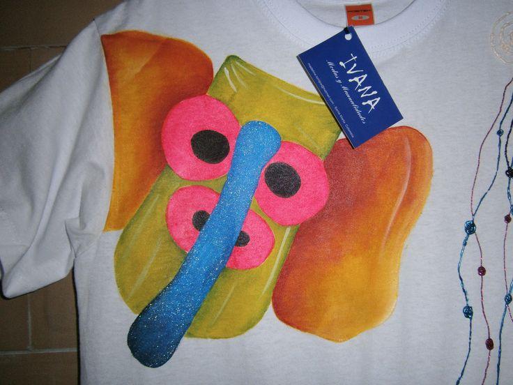 Camiseta marimonda