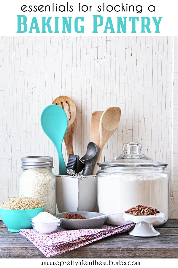 A Comprehensive List Of Baking Essentials To Keep In Your Pantry