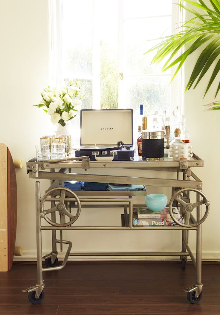 Gwyneth Paltrow Assistant Small Space Makeover