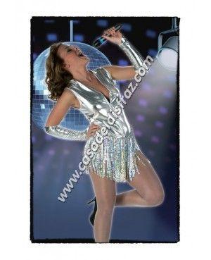 Disfraz de Reina del Pop para Carnaval - 15,25€ #DsifracesBaratos #Disfraces http://casadeldisfraz.com/