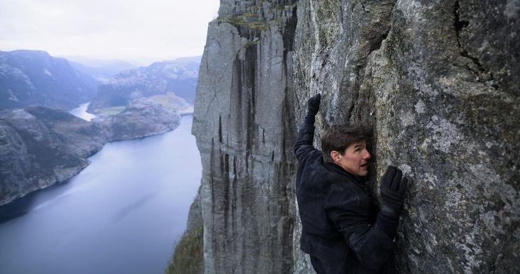Tom Cruise returns in first 'Mission: Impossible - Fallout' movie trailer