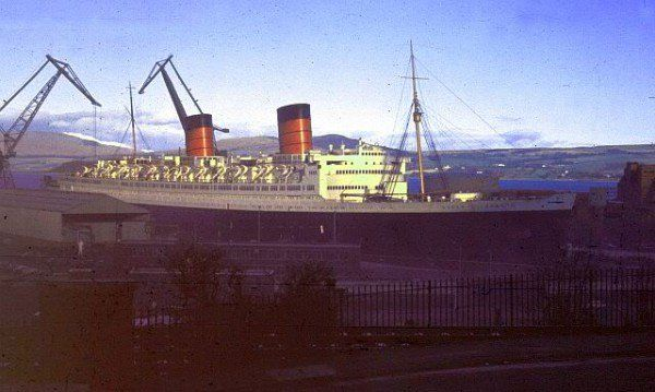 1000 Ideas About Rms Queen Elizabeth On Pinterest Ss