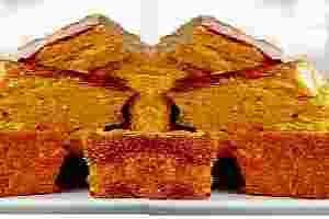 Torta de auyama (calabaza) tradicional y tipo quesillo