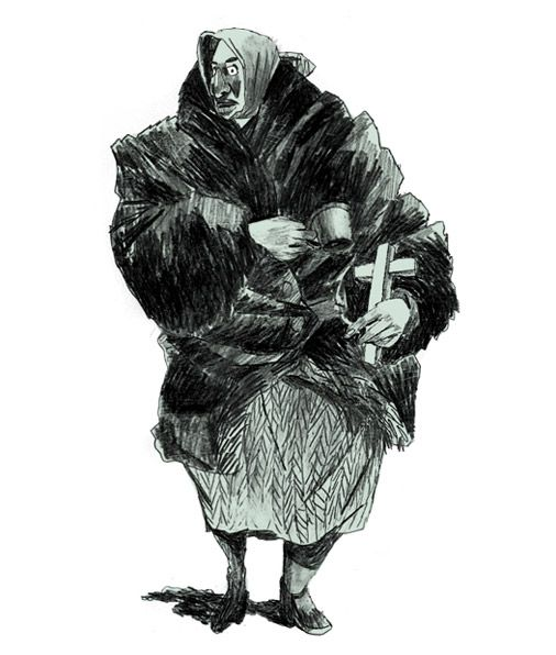 Wolphins.com / © Illustrator Artem Krepkiy