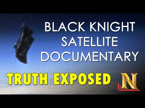 Alien hunters' famous Black Knight UFO myth 'solved' by YouTube novice in just 11 minutes | Science | News | Daily Express #UFO