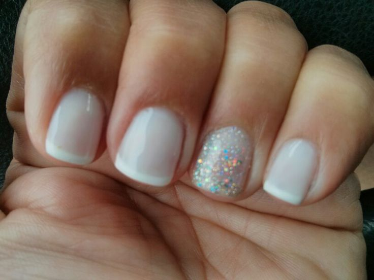 Best 25 French Gel Ideas On Pinterest Ombre Gel Nails Acryl Nails And Gel