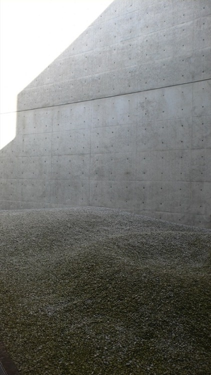 Tadao Ando . Chikatsu-Asuka museum