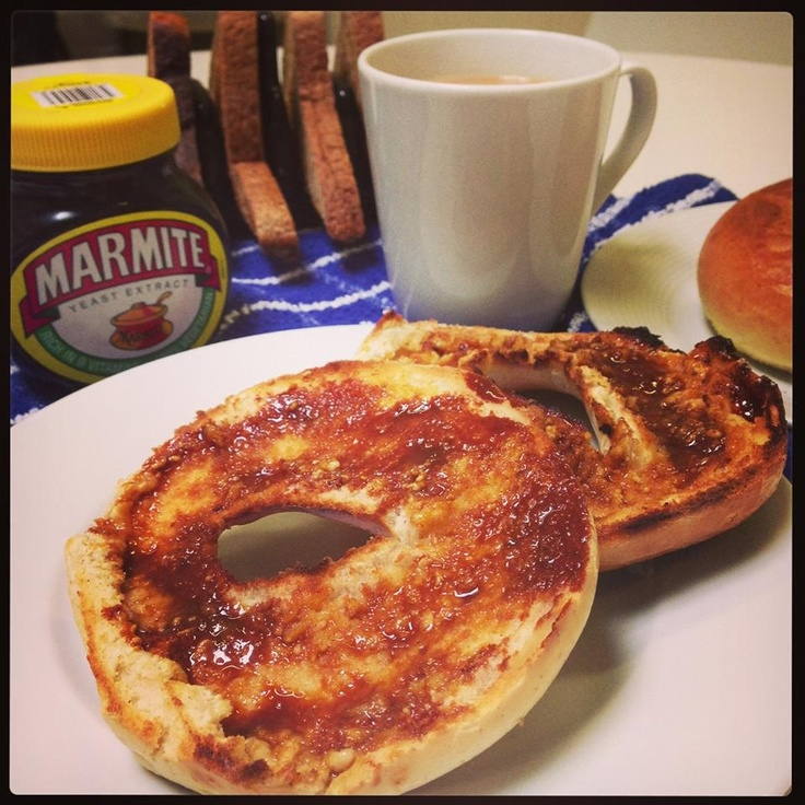 Marmite on toast...... You either love or hate it..... I love it
