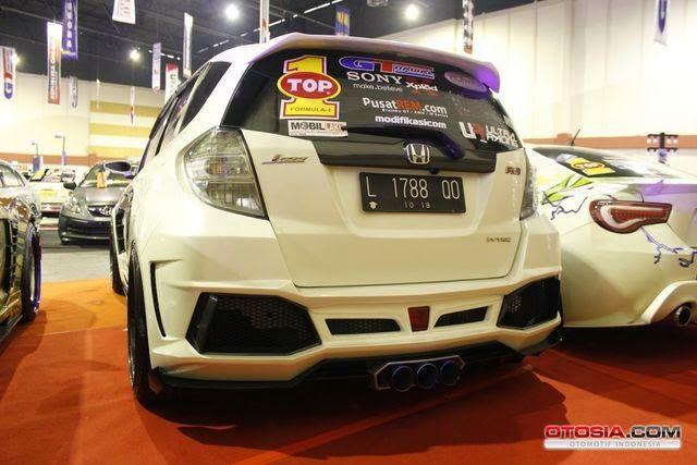 Like The Honda Jazz Modification Lambo Face Honda Jazz Honda Fit Jazz Honda Fit Sport