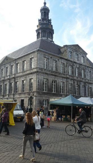 Rathaus in Maastricht - Foto: S. Hopp