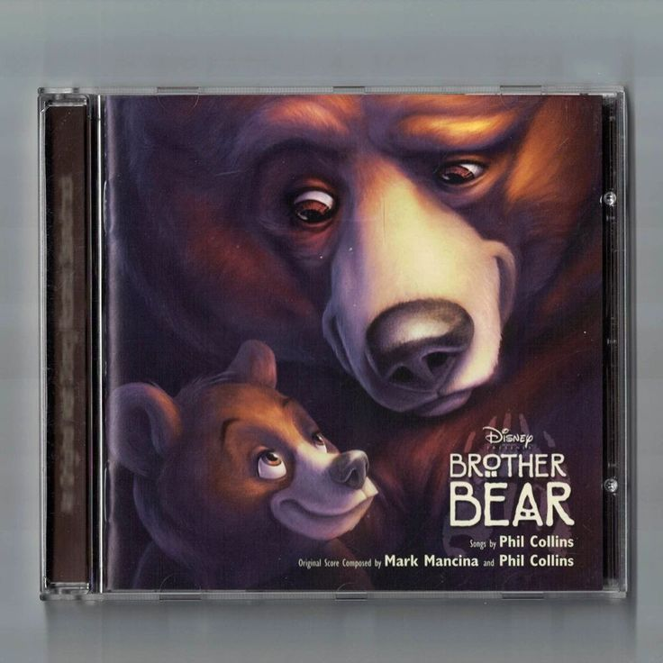 Disney Brother Bear Original Soundtrack CD 2003 Phil Collins