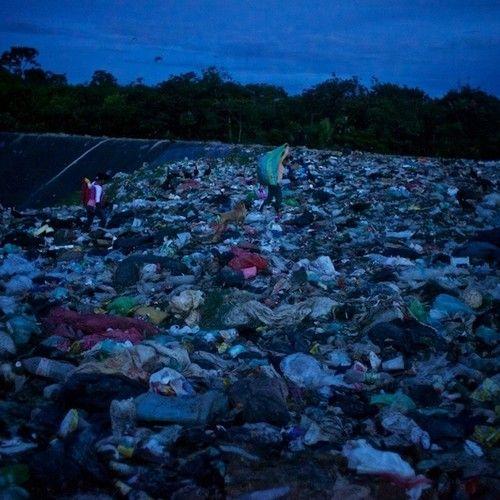 Leticia tiene un serio problema con sus basuras