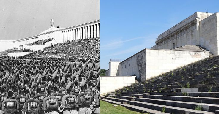 Germans divided over the fate of Hitler's Nuremberg rally site