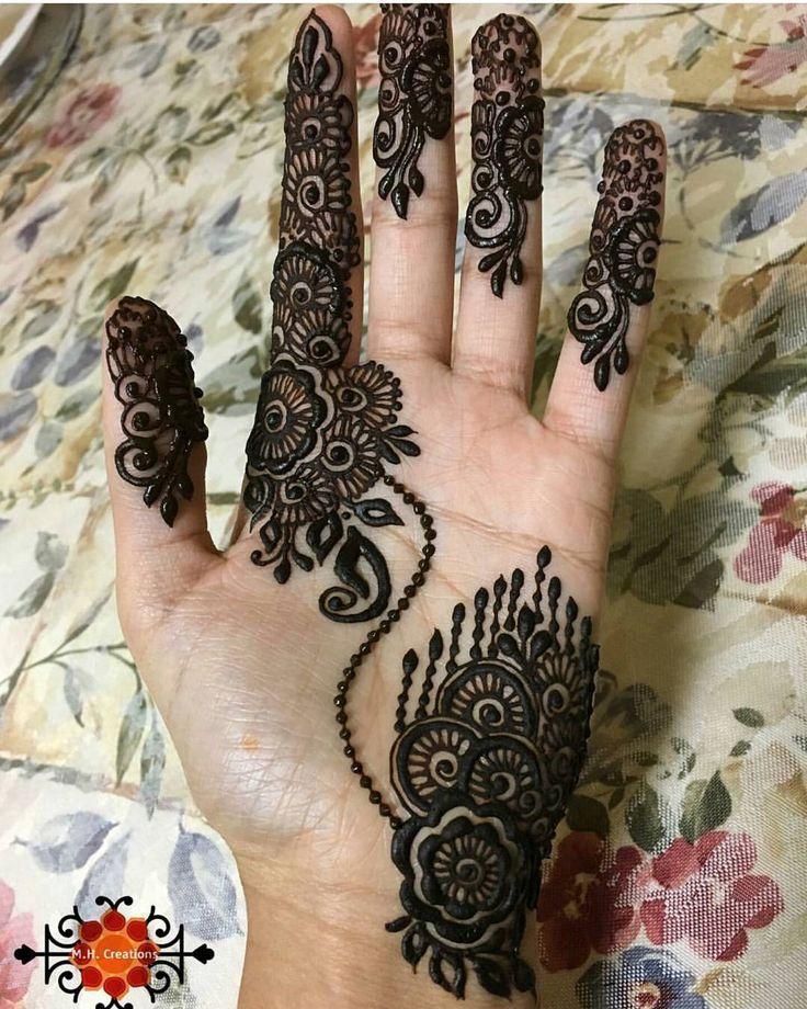 """6,408 Likes, 11 Comments - MizNehaa Henna Artist Ⓜ (@hennabymiznehaa) on Instagram: """"Follow @hennabymiznehaa for more  Gorgeousness  @hennabymoonisah…"""""""