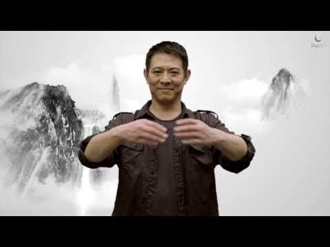 Tai Chi For Beginners - Jet Li Introduces - YouTube