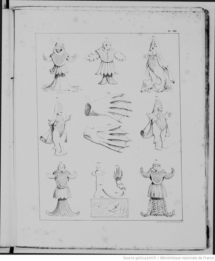Les sirènes : essai sur les principaux mythes relatifs à l'incantation, les enchanteurs, la musique magique, le chant du cygne, etc., considérés dans leurs rapports avec l'histoire, la philosophie, la littérature et les beaux-arts... : grande symphonie dramatique vocale et instrumentale / par Georges Kastner | 1858