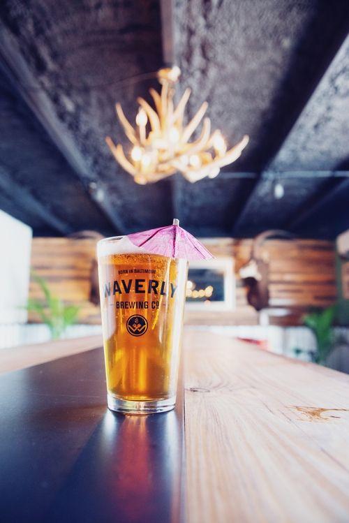 #craftbeer #drinklocal #waverlybrewingcompany #baltimore #nightlife #photographer