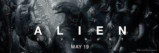 Um filme bastante fraco, uma continuação digna de Prometheus, que foi algo bem decepcionante, aqui pouco se salva, como alguns efeitos especiais bem bonitos, mas o roteiro é bem fraco e que deixa o filme longe de pertencer de verdade a saga Alien.  #Alien