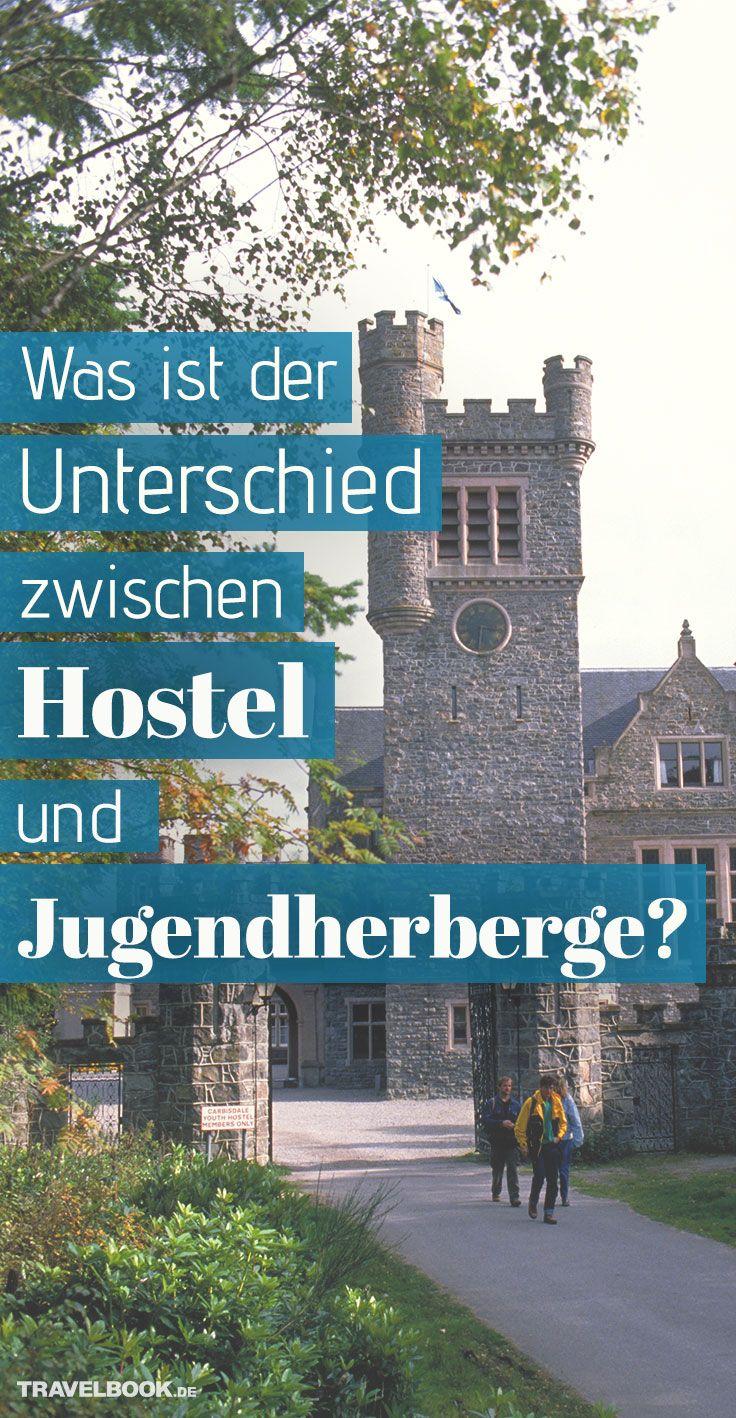 Was Ist Eigentlich Der Unterschied Zwischen Hostel Und