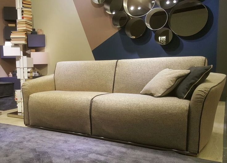 The New Sofa Bed Groove Has A Creases On The Armrest That Enrichs The Clean  And Soft Lines Of This Charming Sofa Bed. Sitting And Sleeping Are Very ...