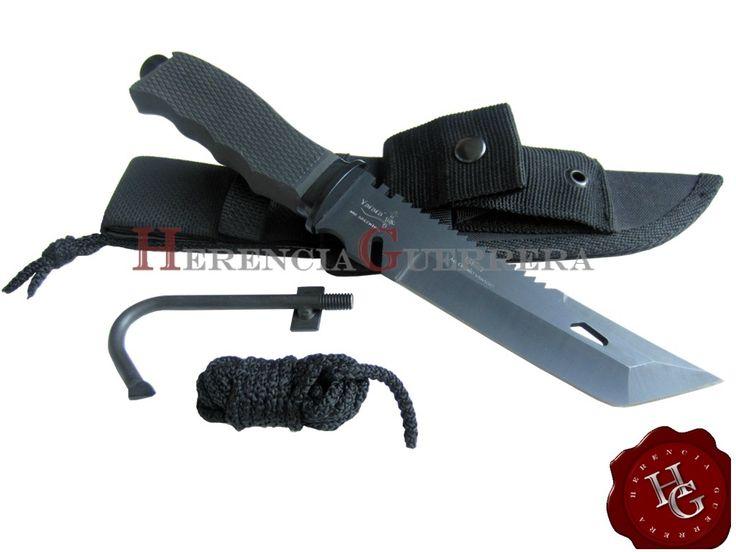 Cuchillo Yarara GE-1 — Herencia Guerrera