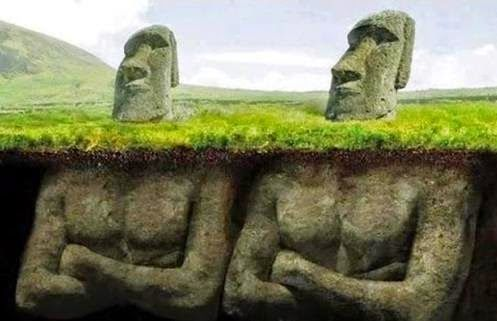 ( ALIENS OLD BUILDERS ) Mysteries not Solved the Secret of Easter Island
