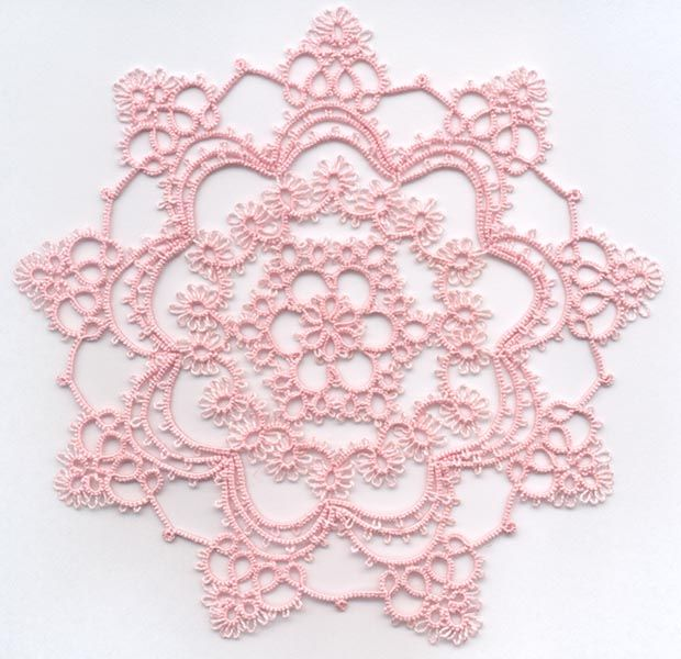 Rose Rogers - Tatting With PATTERN