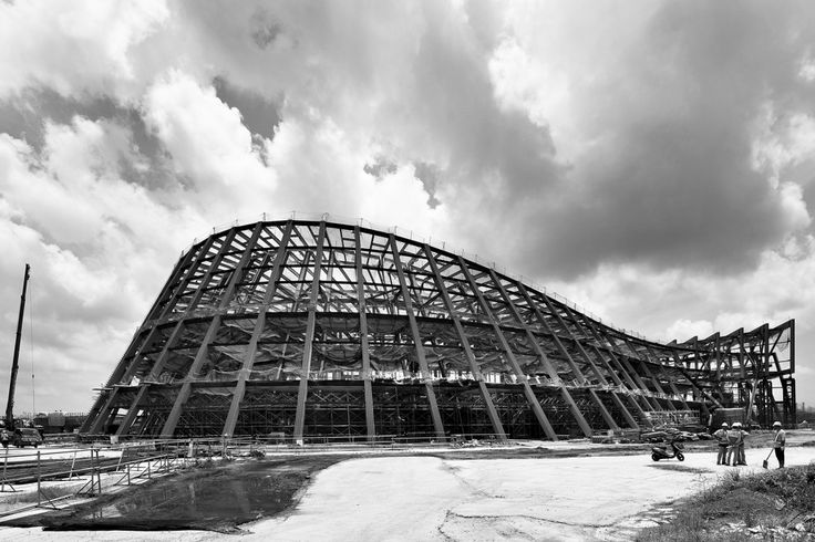 In Progress. Palace Museum-Southern Branch / KRIS YAO | ARTECH