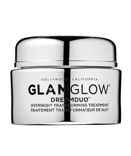 GlamGlow DreamDuo Overnight Transforming Treatment   Let's just say 2017 has some big shoes to fill.