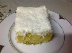 Γλυκό με κρέμα & ινδοκάρυδο Θεϊκό! ~ ΜΑΓΕΙΡΙΚΗ ΚΑΙ ΣΥΝΤΑΓΕΣ