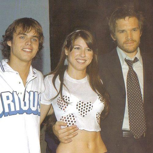 Flor, Fede y Franco