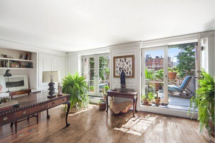 Son of Pop Artist Roy Lichtenstein Lists Greenwich Village Townhouse for $25M