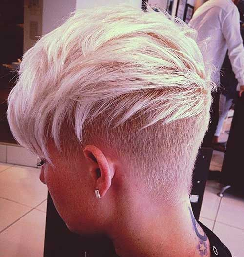 30 Short Spiky Hair | http://www.short-hairstyles.co/30-short-spiky-hair.html