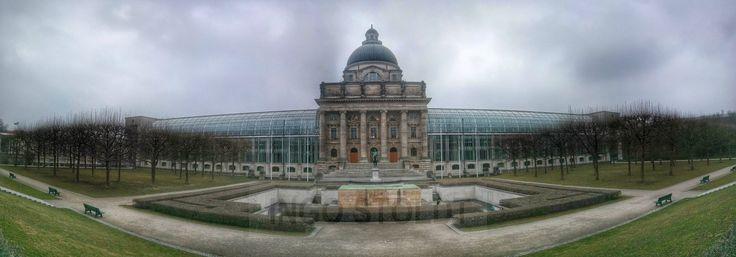 Bayerische Staatskanzlei, #München / #Munich / #Bayern / #Bavaria