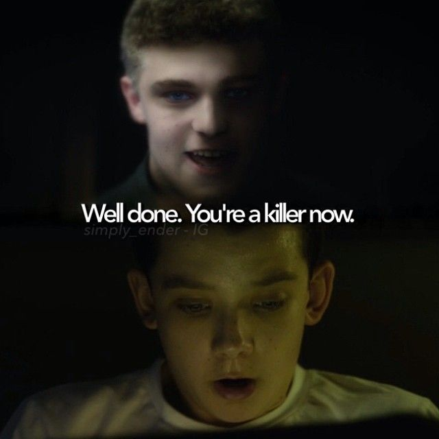 ... Enders Game on Pinterest | Valentines, Salamanders and Ender's game