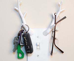 Deer Antler Switchplate