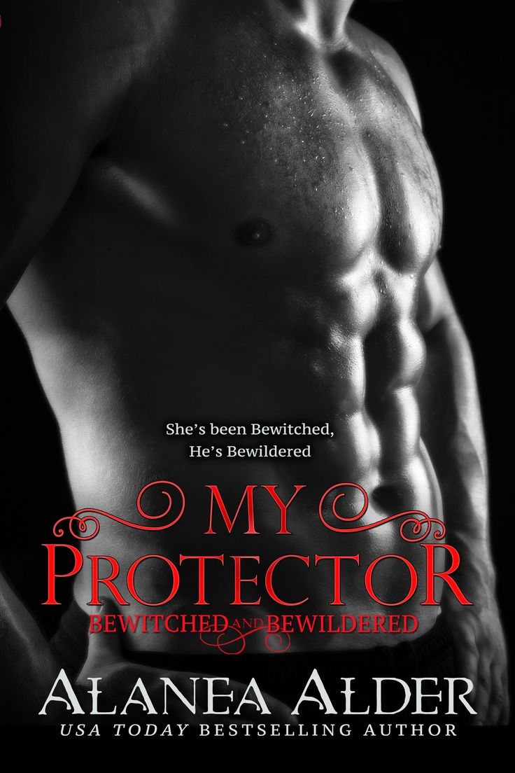 My Protector Is Book 2 In The Bewitched And Bewildered Series By Usa Today  Best Selling