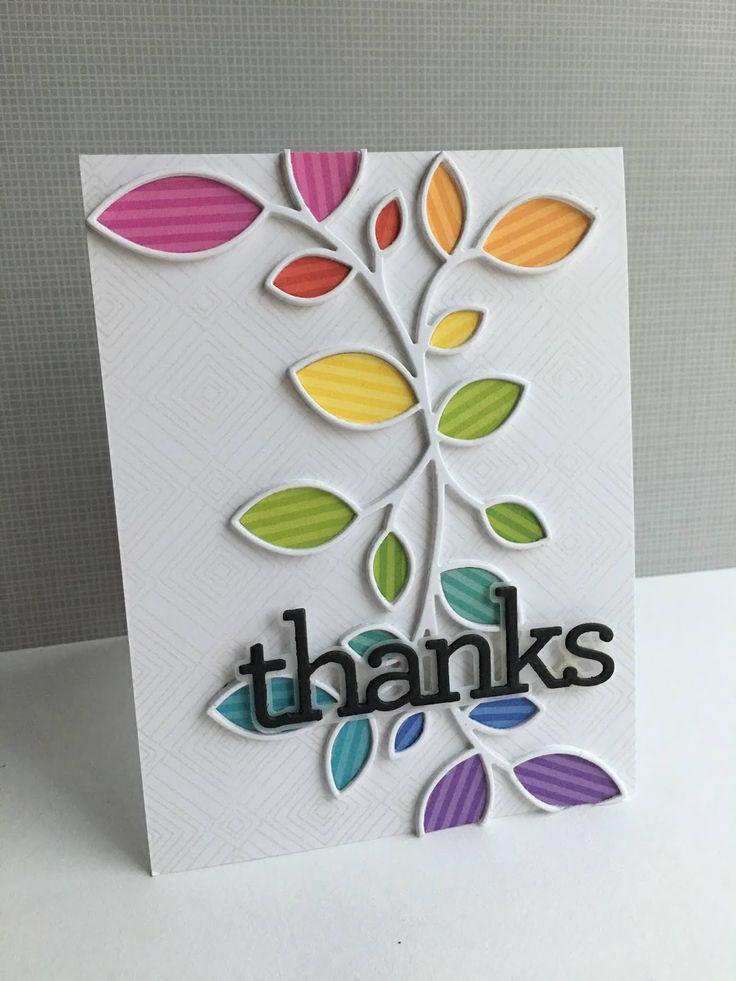 открытки благодарности спасибо своими руками фото