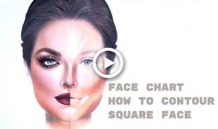 How to makeup face step by video