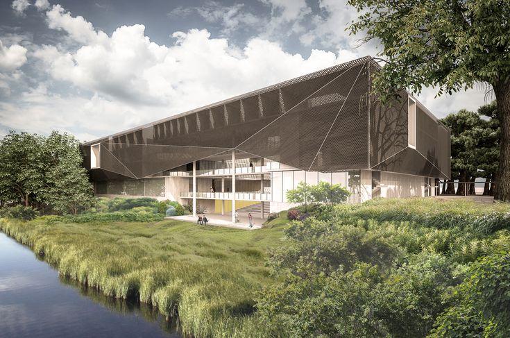 Galería de PLAN Arquitectos gana concurso de ideas de la Universidad Austral de Chile en Valdivia - 1